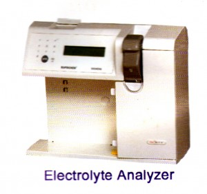 RK SCAN ELECTROLYTE ANALYZER