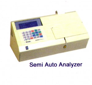 RK Scan Semi Auto Analyzer